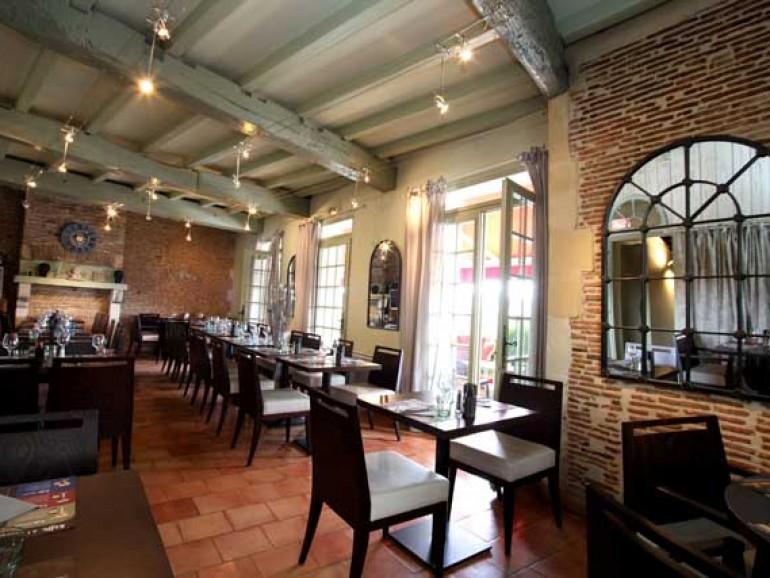 Restaurant Le Riverside à Bergerac